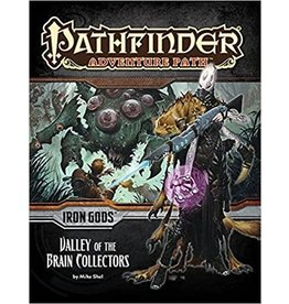 Paizo PFAP: IG4:Valley of the Brain Collectors