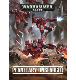 Games Workshop Planetary Onslaught