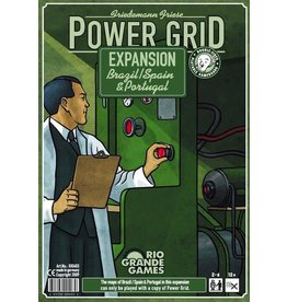 Power Grid: Brazil/Spain and Portugal expansion