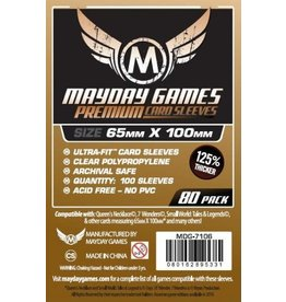 Mayday Games Premium Magnum Copper 65 x 100 Sleeves (80)