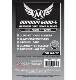 Mayday Games Premium Sleeves 70mm x 110mm: Lost Cities