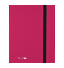 Ultra Pro Pro Binder Eclipse Hot Pink