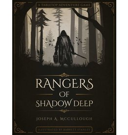 Rangers of Shadow Deep: A Tabletop Adventure Game Core Rules Softcover