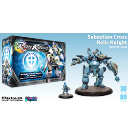 CMON Relic Knights: Dark Space Calamity - Sebastian Cross