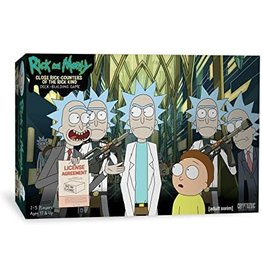 Cryptozoic Rick and Morty DBG: Close Rick-counters of Rick Kind