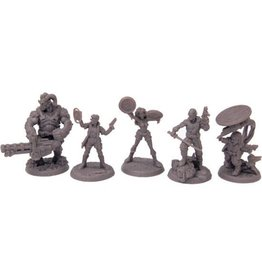CATALYST GAME LABS Shadowrun RPG: 6th Edition Prime Runner Miniatures