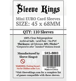 Sleeve Kings SK mini euro