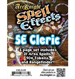 Arcknight Spell Effects 5e Cleric