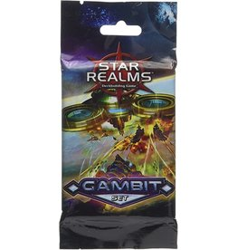 White Wizards Games Star Realms Deck Building Game: Gambit Set