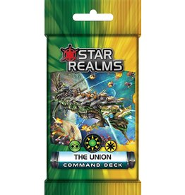 White Wizard Games Star Realms: Command Deck - The Union