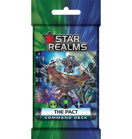 White Wizard Games Star Realms: Command Deck - The Pact