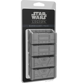 Star Wars Legion Barricade Pack