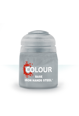 Games Workshop Base Iron Hands Steel