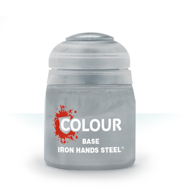 Games Workshop Base Iron Hands Steel