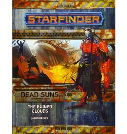 Paizo Starfinder Adventure Path: Dead Suns Part 4 - The Ruined Clouds