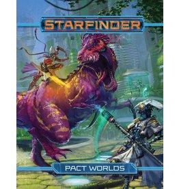Paizo Starfinder Pact Worlds