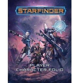 Paizo Starfinder Player Character Folio