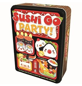 Game Wright Sushi Go Party!