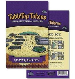 Tabletop Tokens: Graveyard set