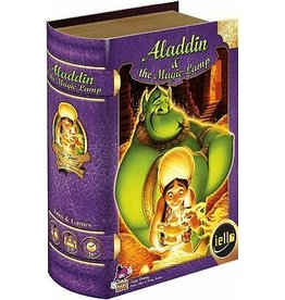 Iello Tales & Games: Aladdin and the Magic Lamp