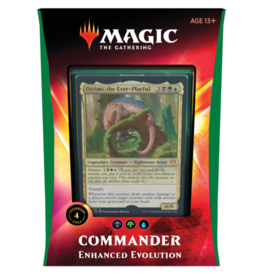 Wizards of the Coast Commander Deck 2020 Enhanced Evolution