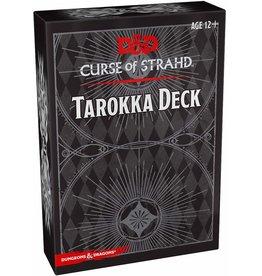 Wizards of the Coast Tarokka Deck