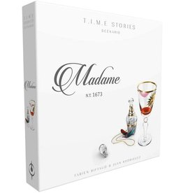 Asmodee Editions Time Stories: Madame Expansion