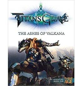 Titans Grave RPG: The Ashes of Valkana
