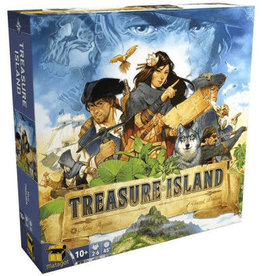 Asmodee Editions Treasure Island