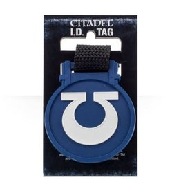 Games Workshop Ultramarines ID Tag