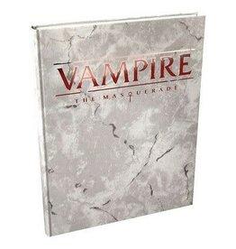 Vampire The Masquerade: 5th Edition Core Rulebook Deluxe Alternate Hardcover