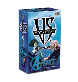 Upper Deck VS System 2PCG A-Force