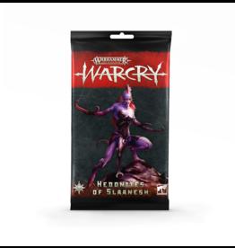 Games Workshop Warcry: Hedonites of Slaanesh