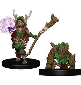Wizkids Wardlings Minis Boy Druid & Tree