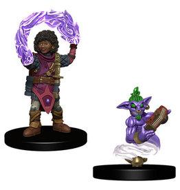 Wizkids Wardlings Minis Girl Wizard & Genie