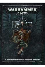 Games Workshop Warhammer 40,000 8ed Rulebook 2017