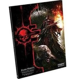 Fantasy Flight Games Warhammer 40K Dark Heresy 2nd Edition RPG: Forgotten Gods Adventure Hardcover