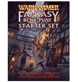 WARHAMMER FANTASY ROLE PLAY STARTER SET
