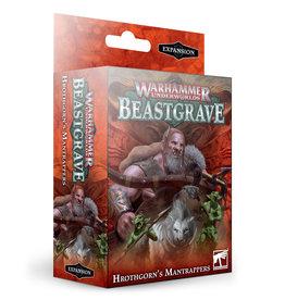 Games Workshop Warhammer Underworlds Hrothgorn's Mantrappers