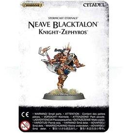 Games Workshop Warhammer: Neave Blacktalon Knight-Zephyros