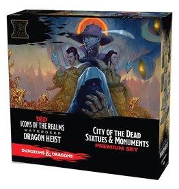 Wizkids Waterdeep Dragon Heist  Set 9 Case Incentive - City of the Dead