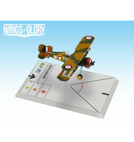 Ares Wings of Glory: Gloster Gladiator Mk.I (Pattle)