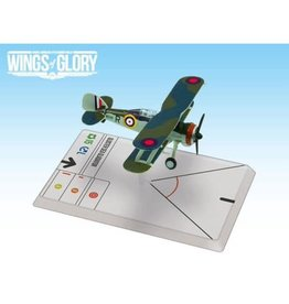 Ares Wings of Glory: Gloster Sea Gladiator (Burges)