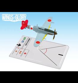 Ares Wings of Glory: Kawasaki KI-61 Hein (Nakano)