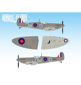 Ares Wings of Glory: Supermarine Spitfire MK.1 (610 Squadron)