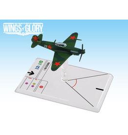 Ares Wings of Glory: Yakovlev Yak-1 Litvjak