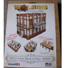 Micro Art Studio Wolsung XIX Century Block of Flats