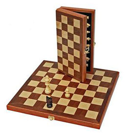 Wood Expressions Wood Folding Chess Board