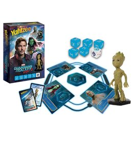 Usaopoly Yahtzee: Guardians of the Galaxy Vol.2