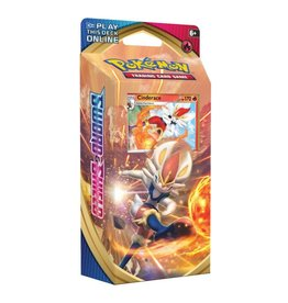 Pokemon TCG: Sword & Shield Theme Deck Cinderace